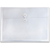 "Pendaflex GlobalFile Durable Envelope - Letter - 8 1/2"" x 11"" Sheet Size - 1"" Expansion - Polypropylene - Clear - 1 Each"