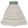 Wilen Professional Super Spread Medium Mop Head - Rayon, Cotton