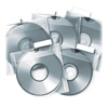CD Saver Protective Sleeves - Clear - Polypropylene