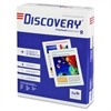 "Discovery Multipurpose Paper - Letter - 8.50"" x 11"" - 24 lb Basis Weight - 0% Recycled Content - 99 Brightness - 5000 / Carton - White"