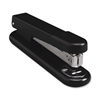 "Sparco All Metal Stapler - 20 Sheets Capacity - 210 Staple Capacity - Full Strip - 1/4"" Staple Size - Black"