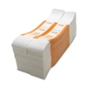 Sparco $50 Bill Strap - 1000 Wrap(s) - Kraft - Orange