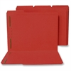 "SJ Paper WaterShed & CutLess Colored File Folder - Letter - 8 1/2"" x 11"" Sheet Size - 2 Fastener(s) - 2"" Fastener Capacity for Folder - 1/3 Tab Cut - Assorted Position Tab Location - 12.5 pt. Folder T"
