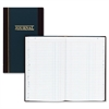 "Wilson Jones S300 2-Column Journal - 300 Sheet(s) - 11.75"" x 7.25"" Sheet Size - White Sheet(s) - Blue Cover - 1 Each"