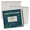 "Ekonomik Home Treasurer Expense Register - 8.75"" x 10"" Sheet Size - White Sheet(s) - Black Print Color - Recycled - 1 Each"