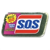 S.O.S. Scrub Sponge - 3/Pack - Yellow