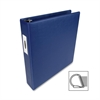 "Wilson Jones Heavy Duty DublLock D-Ring Binder - 1 1/2"" Binder Capacity - Letter - 8 1/2"" x 11"" Sheet Size - 3 x D-Ring Fastener(s) - Dark Blue - 1 Each"