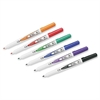 Quartet Quartet Low Odor Dry-Erase Markers - Fine Point Type - Assorted - 6 / Set