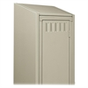 Sloping Locker Top - Sand