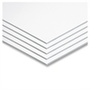 "Pacon Original Foam Core Graphic Art Board - 22"" x 28""187.5 mil - 5 / Carton - White - Polystyrene"