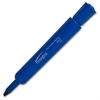 Integra Permanent Chisel Markers - Chisel Point Style - Blue - 1 Dozen
