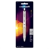 Uni-Ball 207 Gel Pen - Medium Point Type - 0.7 mm Point Size - Refillable - Black Gel-based Ink - 1 Each