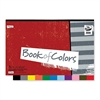 "Mead Academie Book of Colors - 12"" x 18"" - 1 / Each - Assorted - Paper"