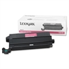 Lexmark Magenta Toner Cartridge - Laser - 14000 Pages - 1 Each