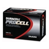 Duracell Procell Alkaline AAA Batteries - AAA - Manganese Dioxide (MnO2) - 1.5 V DC - 24 / Box