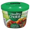 Healthy Choice Soup Cup - Microwavable - Country Vegetable - 14 oz - 12 / Carton