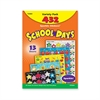 School Days Variety Pack Sparkle Sticker - 432 - Acid-free, Non-toxic - Assorted - 1 Pack
