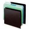 "Buddy Classic Slant Desktop File Organizer - 6 Pocket(s) - 10.5"" Height x 9.9"" Width x 5.3"" Depth - Desktop - Black - Steel - 1Each"