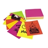 "Neon Bond Paper - Letter - 8.50"" x 11"" - 24 lb Basis Weight - 250 / Pack - Assorted"