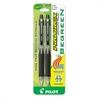 BeGreen ProGrex Mechanical Pencil - HB Lead Degree (Hardness) - 0.7 mm Lead Diameter - Refillable - Black Barrel - 2 / Pack
