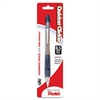 Pentel Quicker Clicker Mechanical Pencil - #2, HB Lead Degree (Hardness) - 0.5 mm Lead Diameter - Refillable - Transparent Barrel - 1 / Pack