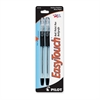 Ballpoint Pen - Medium Point Type - 1 mm Point Size - Refillable - Black Oil Based Ink - 1 / Pack
