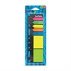 "Redi-Tag SeeNotes Page Manager - 1.50"" x 2"", 1.75"" x 0.46"" - Assorted - Paper - Self-adhesive, See-through - 25 / Pack"