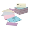 "Array Bond Paper - Letter - 8.50"" x 11"" - 20 lb Basis Weight - Recycled - 10% Recycled Content - 100 / Pack - Lilac, Gray, Ivory, Sky Blue, Watermelon"