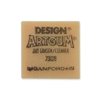 "Sanford Design Art Gum Eraser - Artwork Eraser - Non-toxic - 1"" Height x 1"" Width - 1Each - Tan"