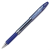 Zebra Pen Jimnie Soft Rubber Grip Gel Rollerball Pens - Medium Point Type - 0.7 mm Point Size - Blue Gel-based Ink - 2 / Pack