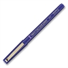 Marvy Calligraphy Marker - Fine Point Type - 2 mm Point Size - Blue Water Based Ink - Blue Barrel - 1 Each