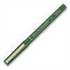 Marvy Calligraphy Marker - Fine Point Type - 2 mm Point Size - Green Water Based Ink - Green Barrel - 1 Each