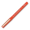 Marvy Calligraphy Marker - Fine Point Type - 2 mm Point Size - Red Water Based Ink - Red Barrel - 1 Each