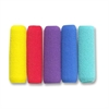 "Baumgartens Foam Pencil Grip - 1.8"" Long - 6/Pack - Assorted"