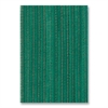 "Jumbo Stem - 236.2 mil x 12"" - 100 / Pack - Green - Polyester"
