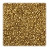 ChenilleKraft Shaker Jar Glitter - 16 oz - 1 Each - Gold