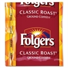 Folgers Classic Roast Coffee - Regular - Medium - 1.5 oz Per Bag - 42 / Carton