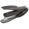 "Swingline® SmartTouch™ Compact Stapler - 25 Sheets Capacity - 105 Staple Capacity - Half Strip - 1/4"" Staple Size - Black, Gray"