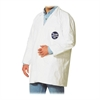 DuPont Tyvek TY212S Lab Coat - Extra Large (XL) Size For Unisex - White