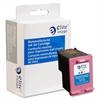 Elite Image Remanufactured Tri-color Ink Cartridge Alternative For HP 60 (CC643WN) - Inkjet - 165 Page - 1 Each