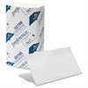 "Georgia-Pacific Preference Singlefold Paper Towel - 9.25"" x 10.25"" - White - Absorbent - For Healthcare, Food Service, Office Building - 4000 Sheets Per Carton - 12 / Carton"