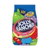 Jolly Rancher Bulk Bag Candy - Cherry, Watermelon, Grape, Apple, Blue Raspberry - Individually Wrapped - 1 / Bag