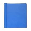 "Business Source Report Cover - 1/2"" Folder Capacity - Letter - 8 1/2"" x 11"" Sheet Size - 100 Sheet Capacity - 3 x Prong Fastener(s) - Light Blue - 25 / Box"