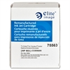 Elite Image Remanufactured Ink Cartridge - Alternative for HP 901 (CC656AN) - Inkjet - 360 Pages - Cyan, Magenta, Yellow - 1 Each