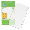 "Day Runner Side-loading Planner Credit Card Holder - 6.75"" Width x 3.75"" Length - 6-ring Binding"
