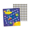 "Student Progress Chart and Sticker - 0.19"" Height x 7.50"" Width x 4.75"" Length - Multicolor - 30 / Pack"