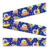 "Straight Border - 12 Out Of This World - 0.13"" Height x 3.50"" Width x 38.13"" Length - Multicolor, Blue - 12 / Pack"
