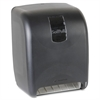 "SofPull High-Capacity Automated Roll Towel Dispenser - Roll Dispenser - 1 x Roll - 16"" Height x 12"" Width x 9.8"" Depth - Black - Merchandising Window"