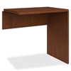 "HON 10700 Series Laminate Wood Furniture - 30"" x 20"" x 29.5"" - Waterfall Edge - Material: Hardwood - Finish: Henna Cherry, Laminate"