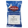 PapaNicholas Coffee French Vanilla-flavored Coffee Ground - Regular - French Vanilla, Arabica - Light/Mild - 2.5 oz - 18 / Carton